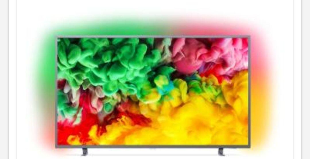 PHILIPS TV 65PUS6703 4k ambilight