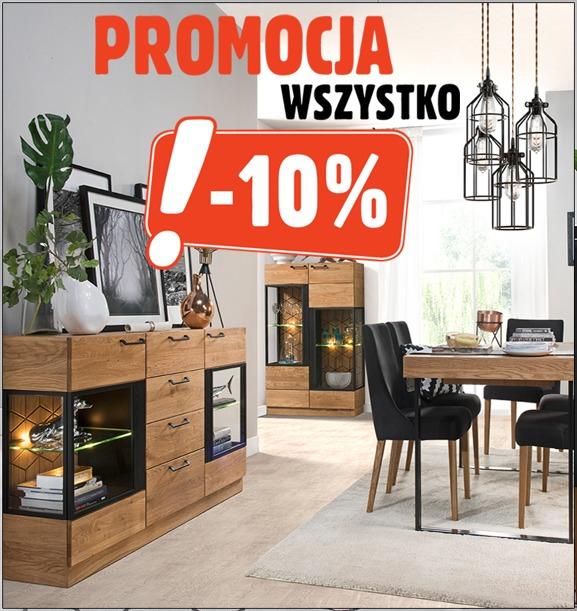 -10% na wszystkie meble w szynaka.pl