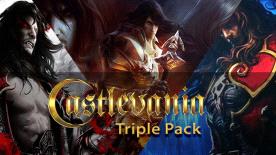 Castlevania Triple Pack w niesamowitej cenie
