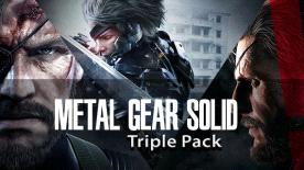 Metal Gear Triple Pack w bardzo niskiej cenie