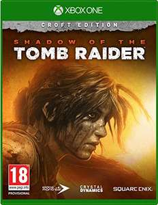 Shadow Of The Tomb Raider Croft Edition Xbox One Playstation 4 Amazon.