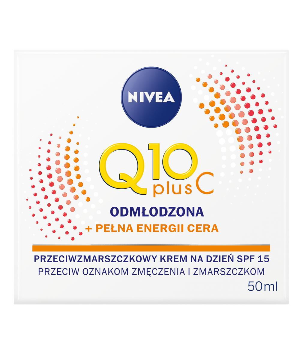 Nivea Q10 Tesco Łódź Pojezierska