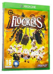 Flockers xbox one za 16.90. muve.pl