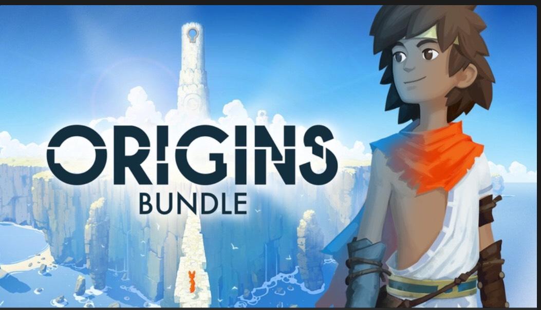 Origins Bundle na fanatical.com