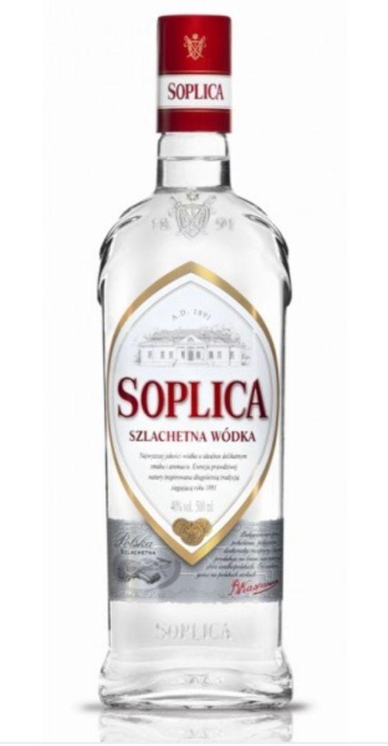 Soplica Szlachetna Wódka 0.7L @Biedronka