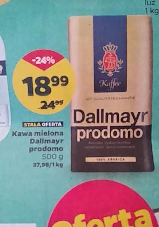 Kawa mielona Dallmayr Prodomo 500 g @Netto