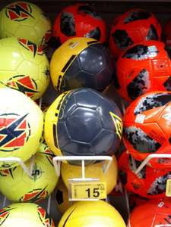 Piłka nożna UMBRO VELOCE Supporter (5) - Carrefour Reduta
