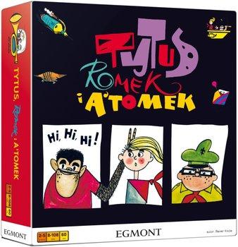 Gra planszowa Tytus, Romek i A'Tomek, gra rodzinna Egmont - Empik