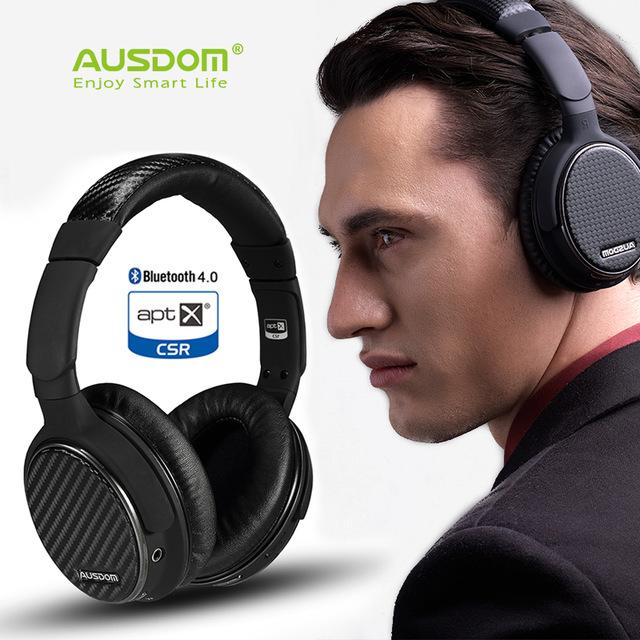 Słuchawki bezprzewodowe AUSDOM M05 aptX