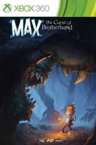 Max: The Curse of Brotherhood Xbox 360 - Gamesdeal