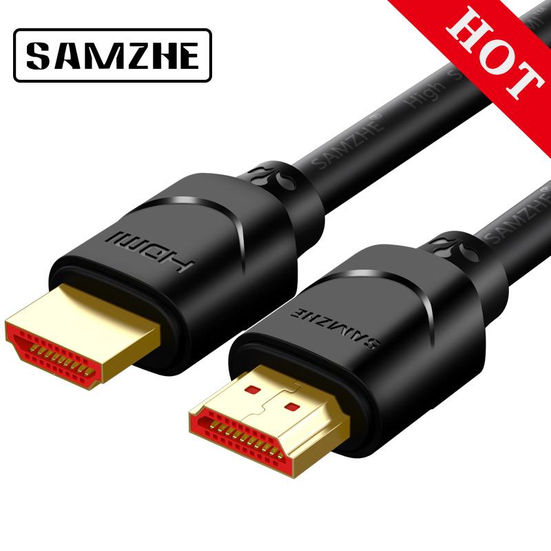 Kabel HDMI 2.0 SAMZHE 4k HDR  75cm