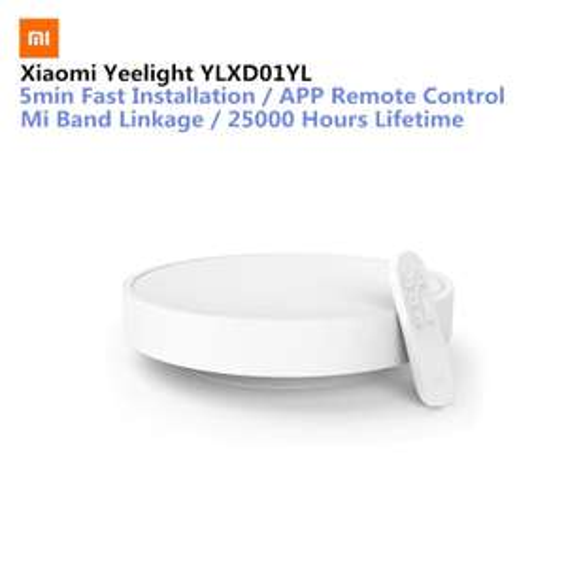 Lampa sufitowa Xiaomi Yeelight YLXD01YL (preorder)