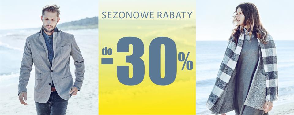 Rabaty do -30% na produkty z nowej kolekcji @ Carry