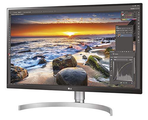Monitor 27UK850-W (4K, IPS, HDR, FreeSync, USB-C z ładowaniem)