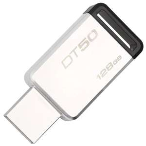 Pendrive Kingston DT50 USB 3.0 128GB 100Mbps @Dresslily