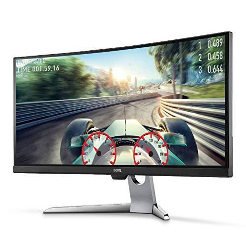 BenQ EX3501R 35-calowy Zakrzywiony Monitor z HDR i USB Typu-C za 567.45€ @ amazon.de