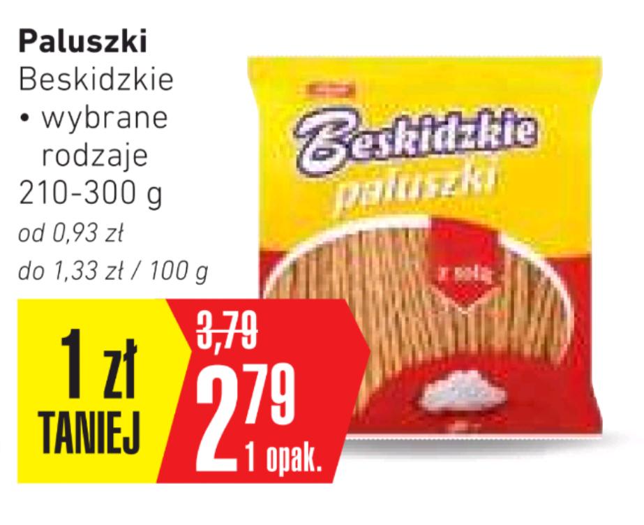 Paluszki Beskidzkie - Intermarche