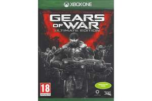 Gears of War Ultimate Edition Xbox One pudełko