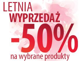 Wyprzedaż do -50% na wybrane kosmetyki @ Paese