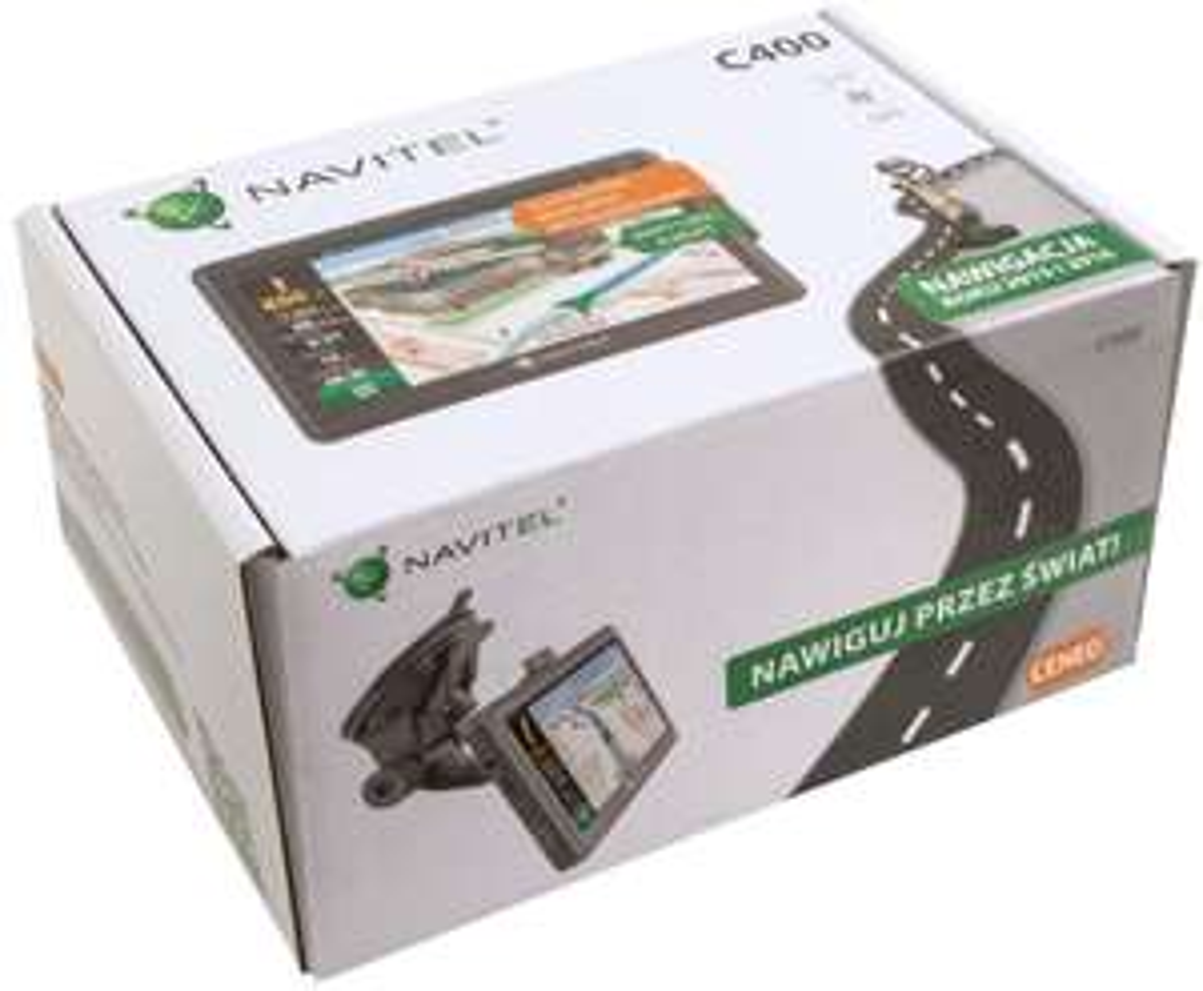 Nawigacja Navitel C400 w Carrefour Rzeszów