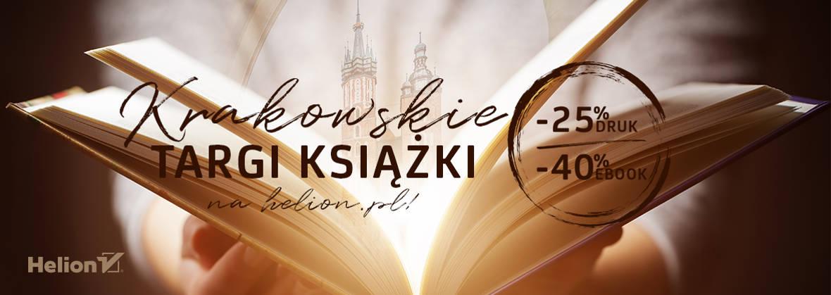 Promocja 25% na książki oraz 40% na ebooki na helion.pl