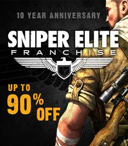 Serie Tomb Raider i Sniper Elite w promocji (do -90%) @ Steam