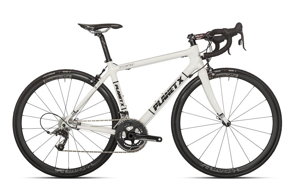 Rower szosowy Planet X Pro Carbon  SRAM Rival lub Shimano 105 - 3850 PLN @ PlanetX