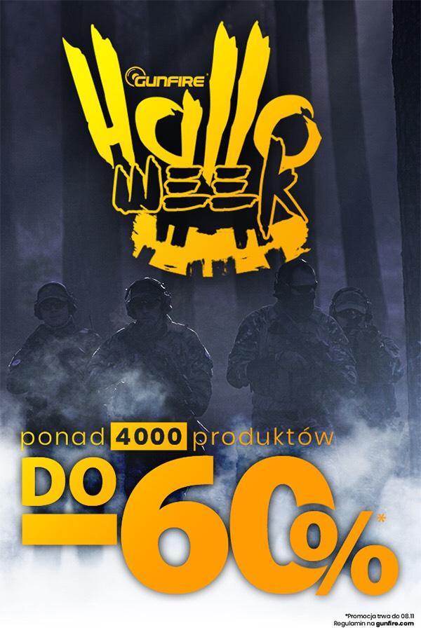Halloweek w Gunfire.com do -60%