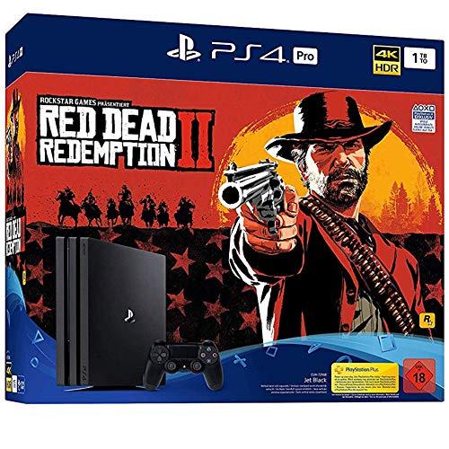PlayStation 4 Pro 1 TB + Redemption 2 + 1 DualSchock – EUR 407.05 (1750 zł) z wysyłką do Polski