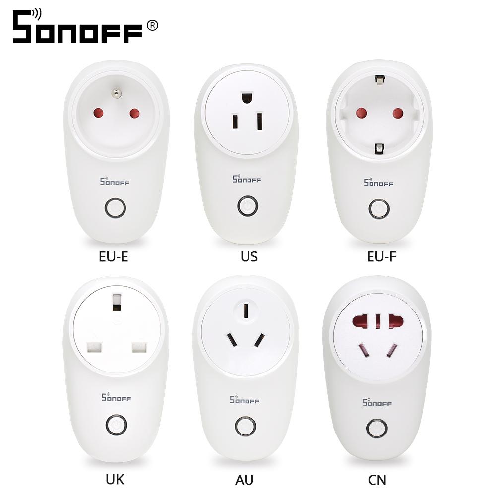 Sonoff S26 E i F
