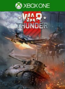 Darmowa gra War Thunder Xbox One