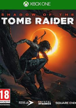 Shadow of the Tomb Raider Xbox One za 133,35zł @ cdkeys