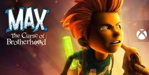 Max: The Curse of Brotherhood [Xbox One] za 1,07 euro @ CDkeys