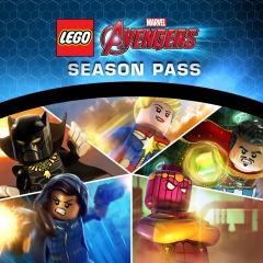 Przepustka Sezonowa LEGO Marvel's Avengers (PS4) @ PS Store
