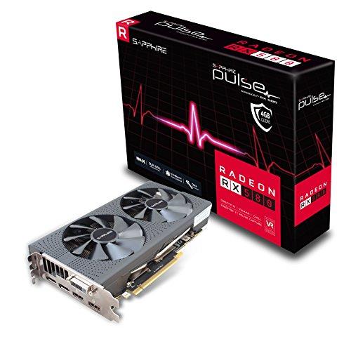 Sapphire Pulse AMD Radeon RX 580 4GB @amazon.fr