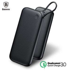Powerbank Baseus 20000mAh 2xQC3.0 + PD USB-C 18W