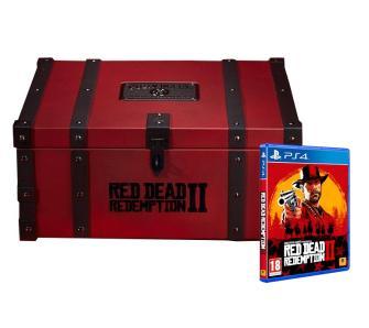 Red Dead Redemption 2 wersja kolekcjonerska + GRA