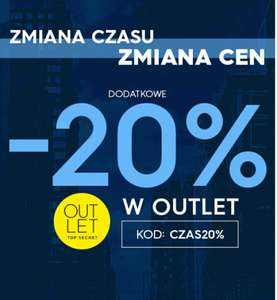 Top secret outlet -20%