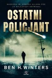 "Ebook ""Ostatni policjant"" za 1 zł @ Publio"