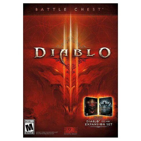 Diablo III + Reaper of Souls - Wersja pudełkowa PC