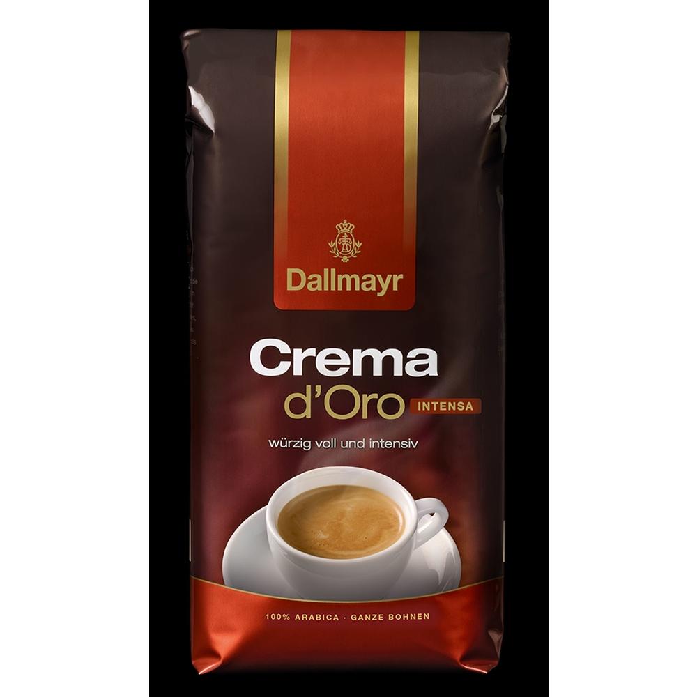 Dallmayr Crema d'Oro - ziarnista - 1kg - różne rodzaje