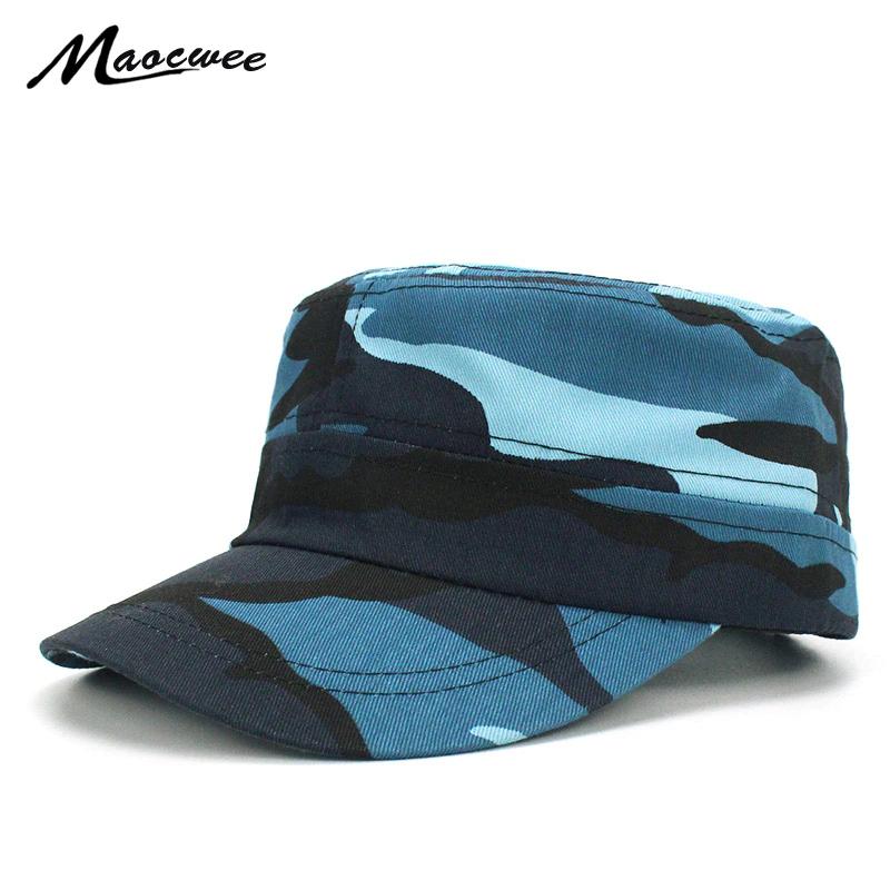 czapka z daszkiem typu Army Military