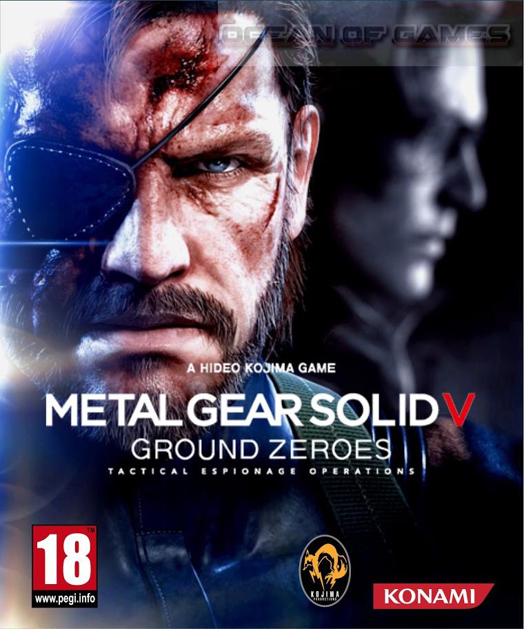 Metal Gear Solid V 5: Ground Zeroes PC cdkeys