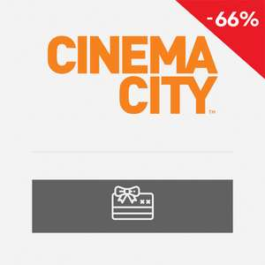 Bilet do Cinema City na seans 2D za 400 pkt w Mastercard Priceless Specials