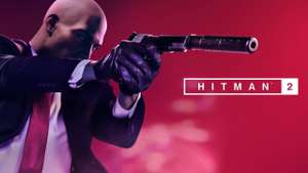 Hitman 2  PS4 PREORDER