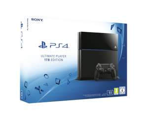 PlayStation 4 Ultimate Player 1TB