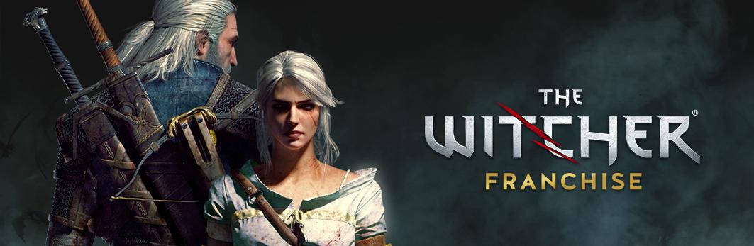 Promocja na gry z serii Wiedźmin na Steam do 85%
