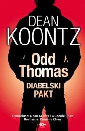 Komiks 'Odd Thomas. Diabelski pakt' 6,90 z 29,90