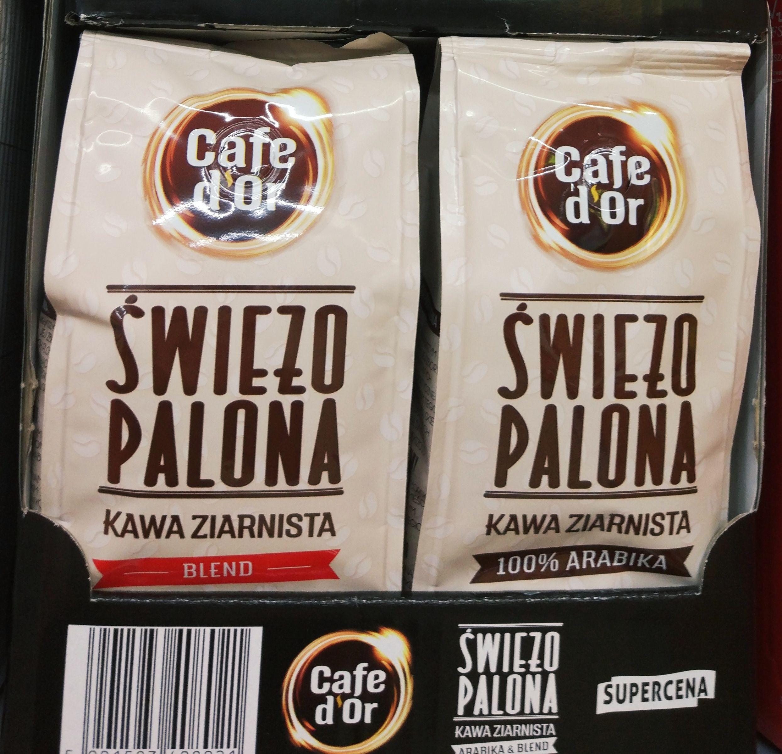 Kawa Świeżo Palona 250g | @Biedronka