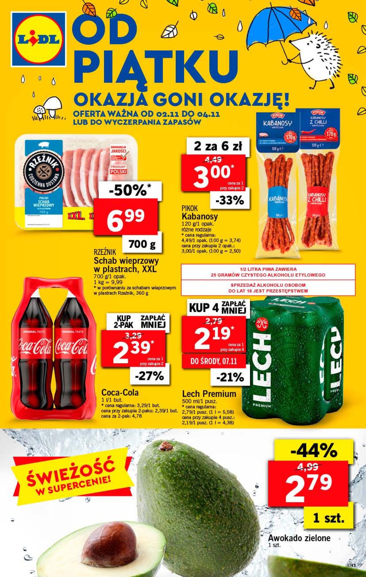 Coca-Cola 1l @Lidl